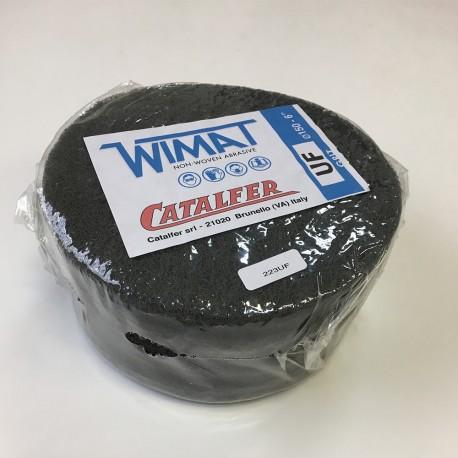 Boite de disques nylons dépoussiérants wimat pour finition brillante (10 disques par boite)