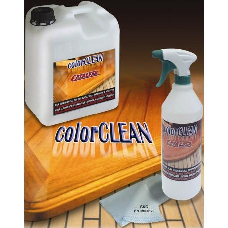 Nettoyant empreintes et poussière color clean